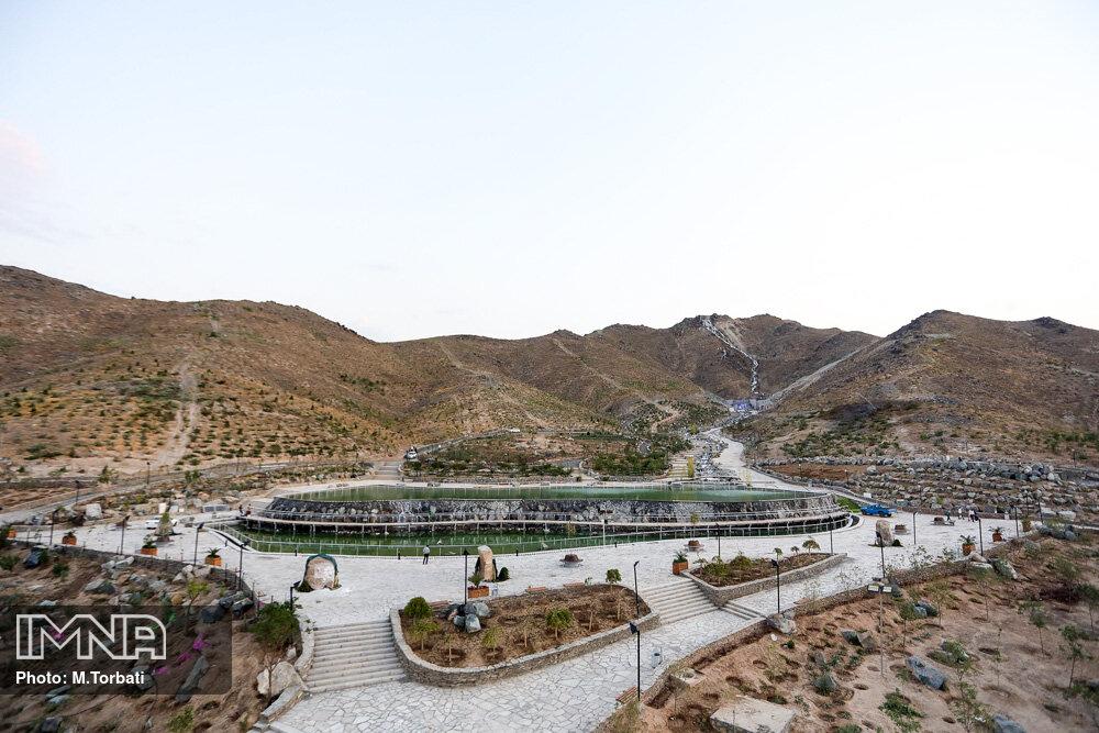 ایجاد ۱۷۰۰ هکتار فضای سبز در مشهد