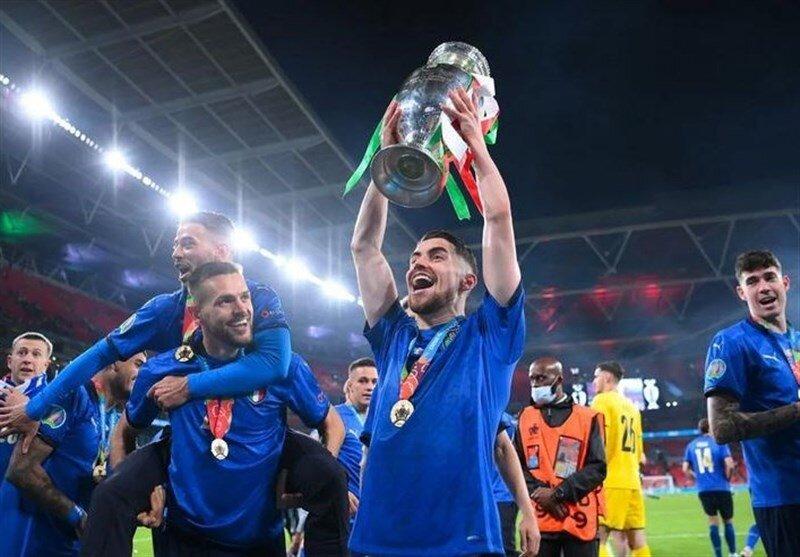 ایتالیا بابت فتح یورو ۲۰۲۰ چقدر پاداش گرفت؟
