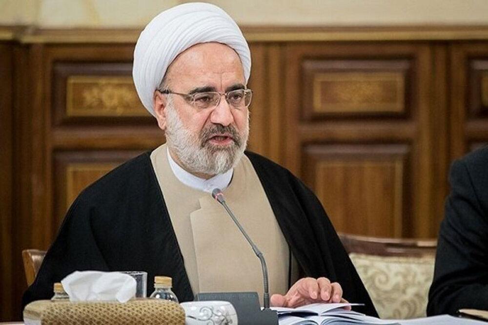 واکنش معاون اول قوه قضائیه به حواشی زندان اوین