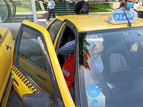 برگزاری دورههای فشرده آتشنشانی برای رانندگان تاکسی