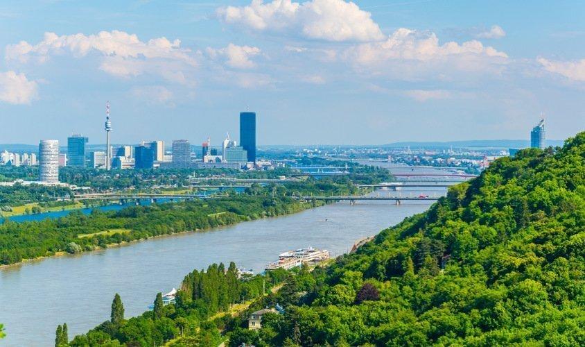 احیای رودخانه اتریش برای افزایش نشاط شهروندی