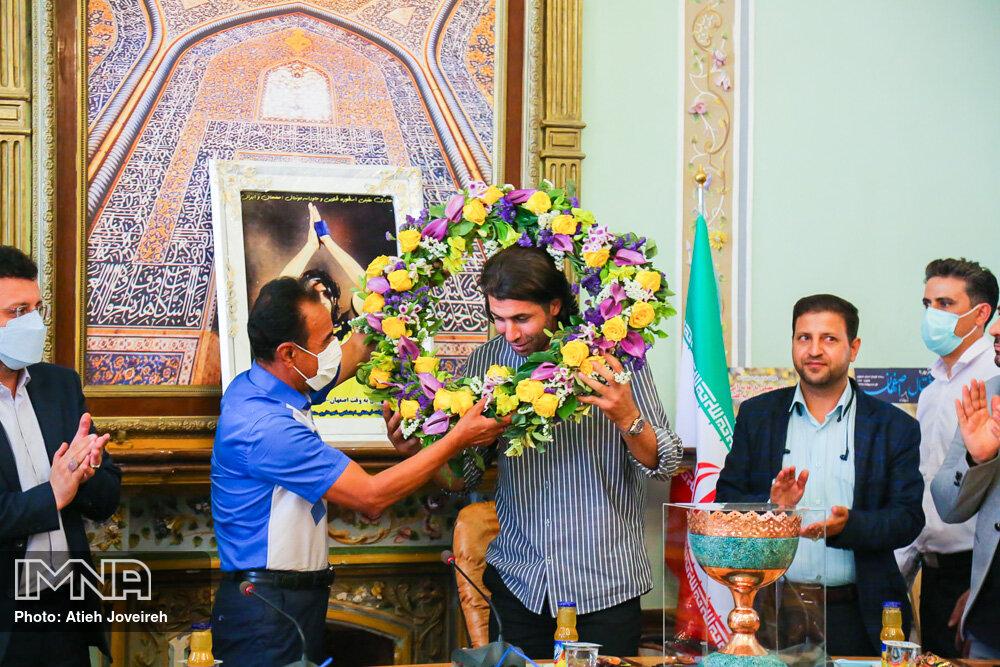 مراسم نکوداشت هادی عقیلی برگزار شد + عکس