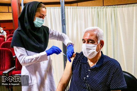 آخرین آمار واکسیناسیون کرونا ایران ۸ مرداد