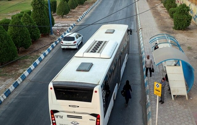 ۱۰۰ درصد ناوگان اتوبوسرانی فرسوده است
