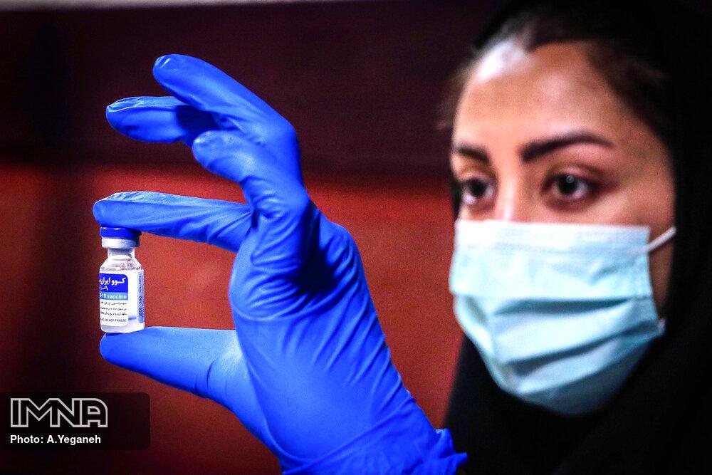 آخرین آمار واکسیناسیون کرونا ایران ۷ مرداد