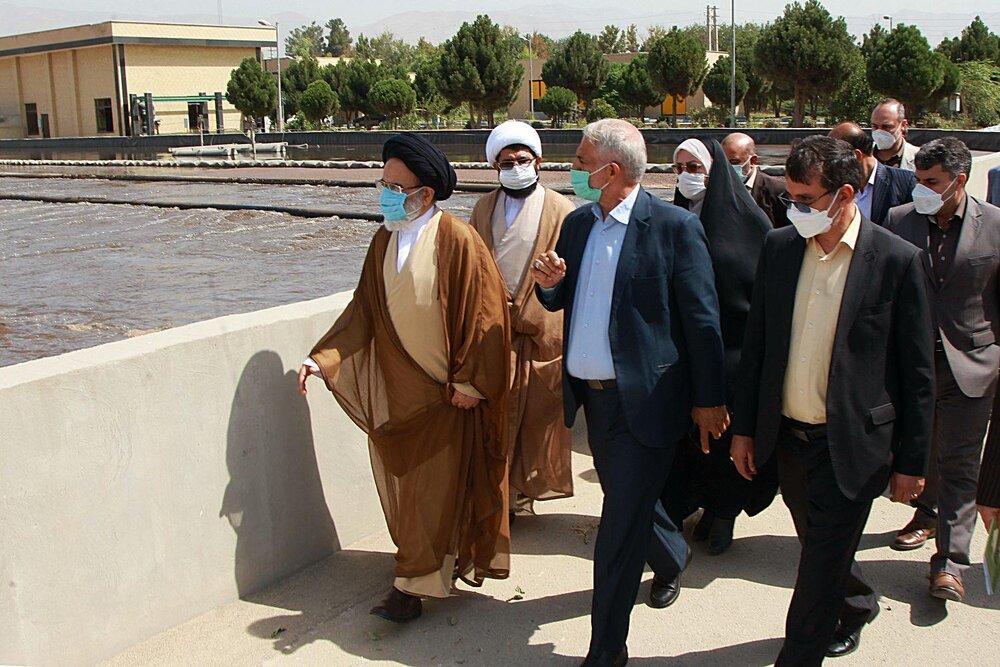 سفر جمعی از نمایندگان به غرب استان تهران