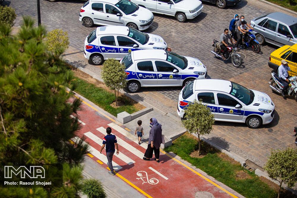 اهتمام مدیریت شهری سمنان در همافزایی با پلیس