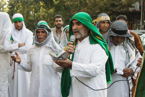 چاوشیخوانی عید تا عید در اراک