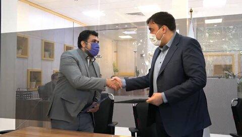 امضای تفاهمنامه اولین مرکز شتابدهی هنر و رسانه در اصفهان