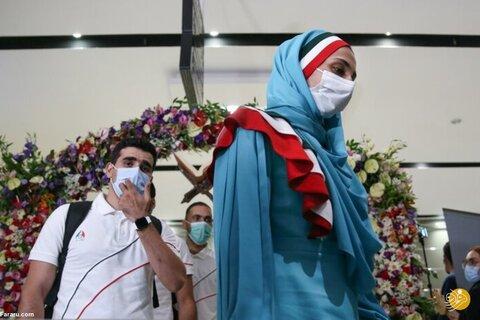 حذف لباس کاروان ایران از مراسم افتتاحیه المپیک!