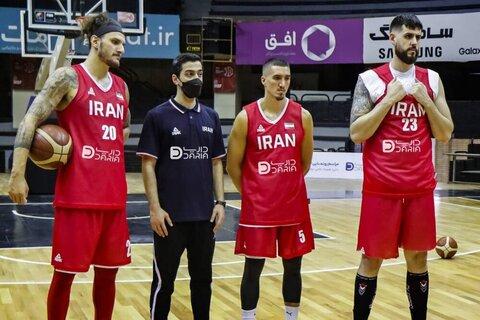 دورگههای تیم ملی بسکتبال مشکلی برای بازی در المپیک ندارند