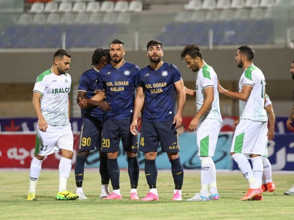 شکایت باشگاه آلومینیوم از داور بازی با گل گهر