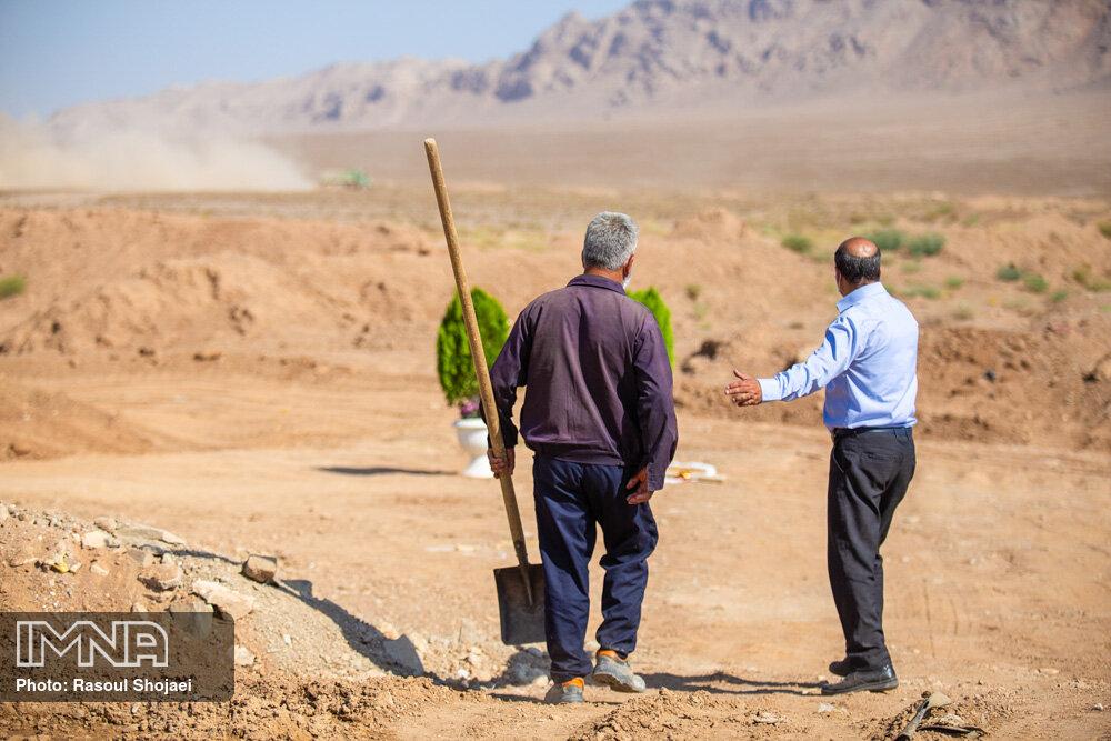 نیمرخ غربی اصفهان متحول میشود