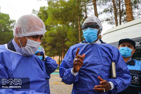 بازدید سفیر سنگال از پسماند