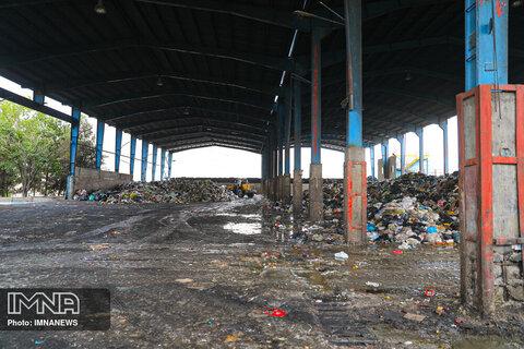 سرانه تولید زباله در منطقه ۳ از سرانه کشور پائینتر است