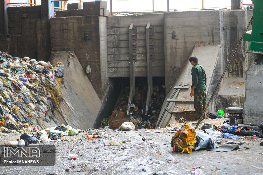 راه اندازی کارخانه کمپوست خرمآباد در کنار سکوی زباله