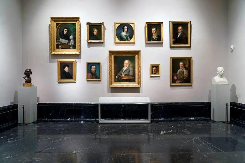 نمایش آثار زنان هنرمند قرن ۱۹ در موزه پرادو اسپانیا