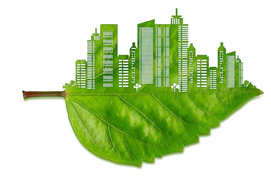 فواید بناهای سبز شهری