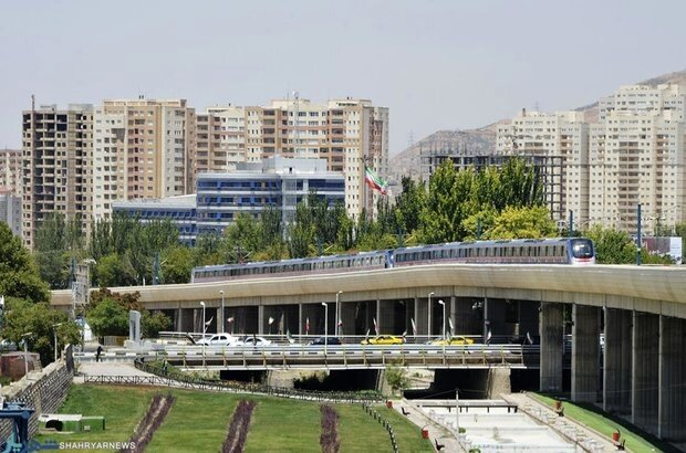 افزایش ۷ کیلومتری خطوط متروی تبریز با تکمیل خط یک