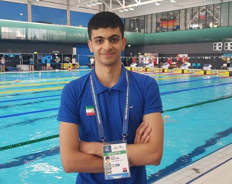 بالیسینی: به قولم برای ثبت رکورد ورودی المپیک عمل کردم/ خودم همه کارها را انجام دادم