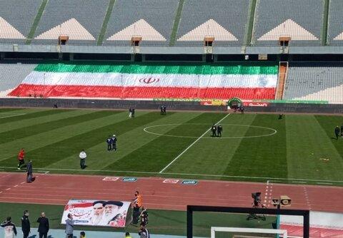 آزادی ورزشگاه خانگی ایران در انتخابی جام جهانی ۲۰۲۲
