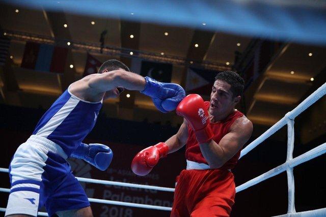 موسوی از ادامه رقابتهای بوکس المپیک کنار رفت