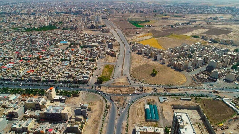 آخرین وضعیت تقاطع غیرهمسطح میدان نماز قم