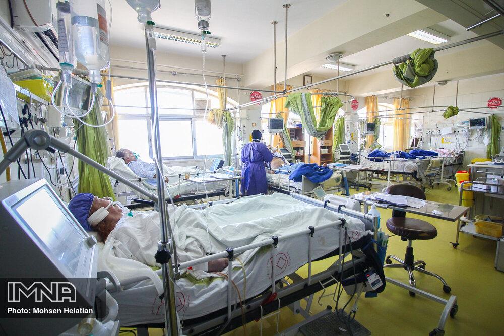 ظرفیت بیمارستانهای اصفهان ۴ روز دیگر تکمیل است/ شرایط به شدت بحرانی است