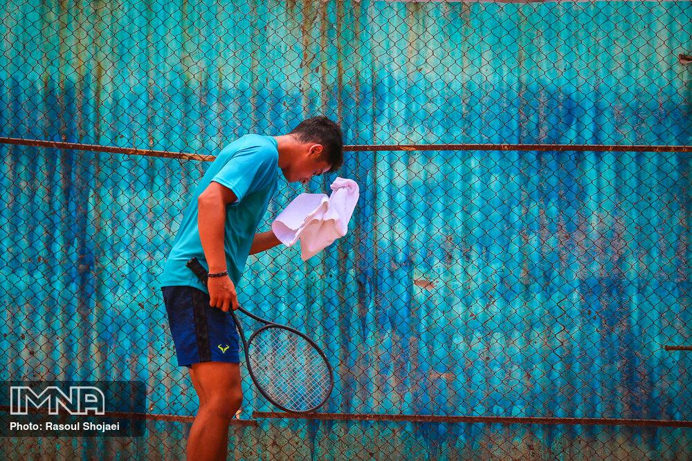 زمان مسابقات تنیس المپیک تغییر میکند
