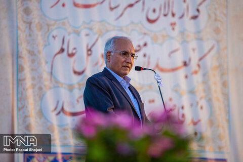 افتتاح و کلنگ زنی بیش از ۱۴ پروژه در شرق اصفهان/ به وعدههای خود عمل کردیم