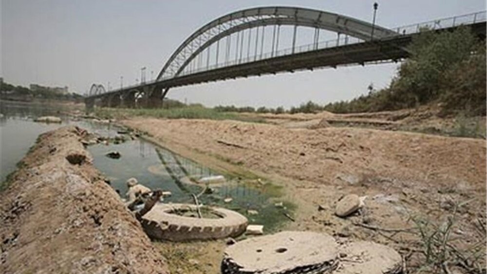 اعتبار مدیریت خشکسالی و جبران کمبود منابع آب استان خوزستان ابلاغ شد