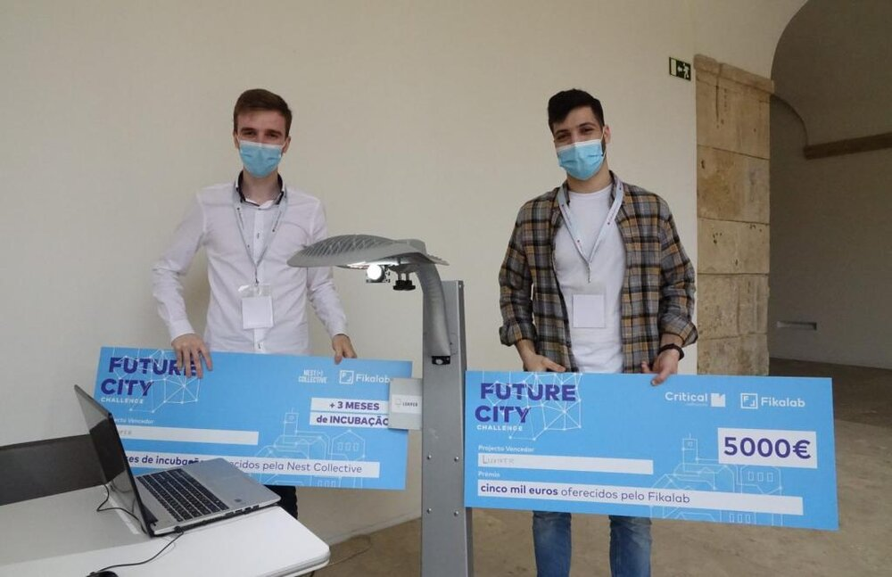 موفقیت پروژه سیستم روشنایی هوشمند در پرتغال