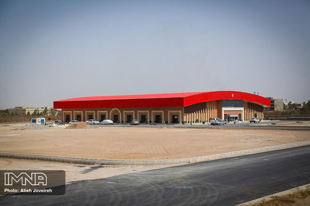 افتتاح بازار گل و گیاه ارغوان اصفهان