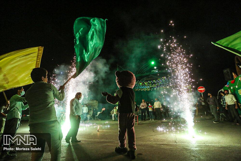 جشن عید سعید غدیر در مبارکه