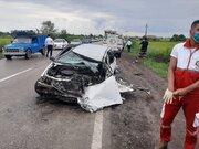 تصادف در جاده آستارا_اردبیل ۳ مصدوم برجای گذاشت