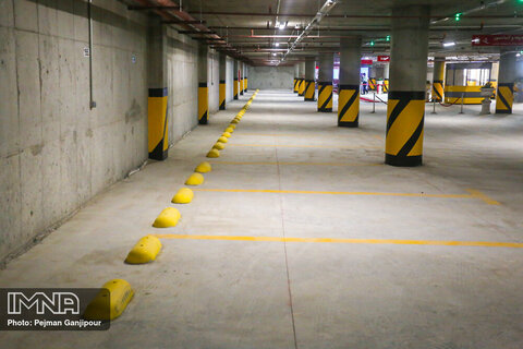 ظرفیت پارکینگهای شهر تا ۱۳۰۰ خودرو افزایش مییابد