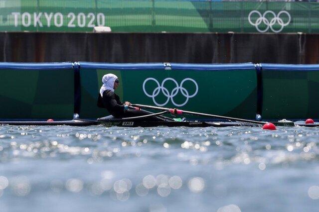 ما دختران هم می توانیم در المپیک بدرخشیم