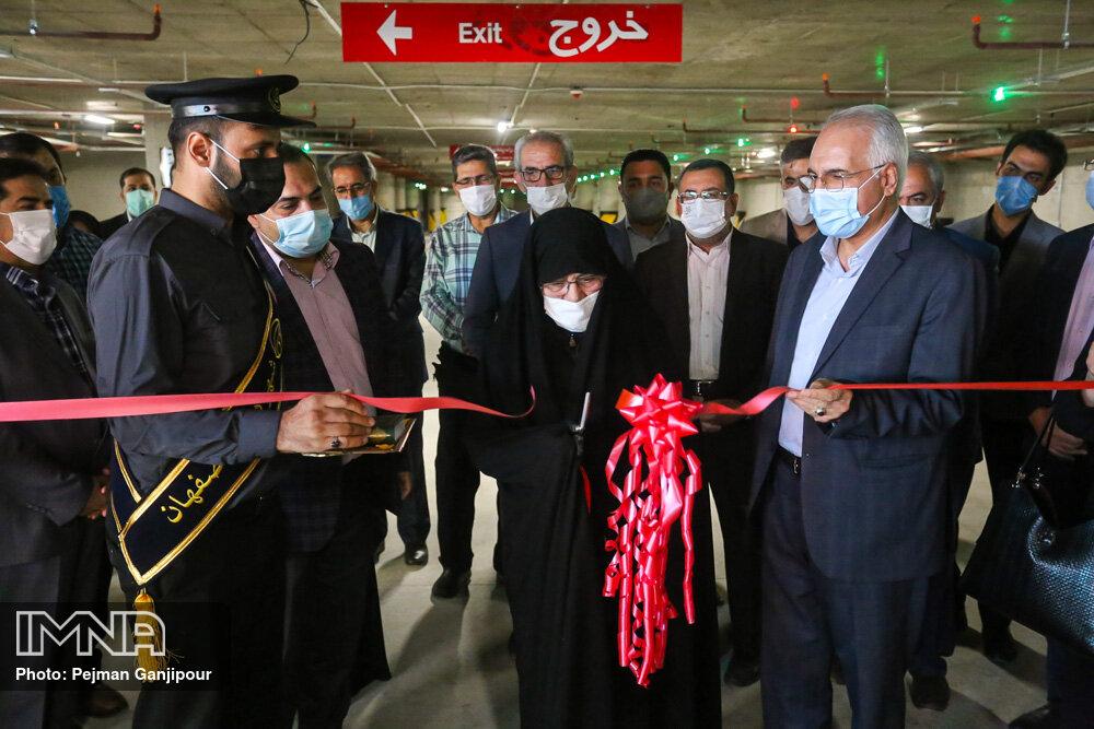 ترافیک روانتر قلبِ شهر اصفهان