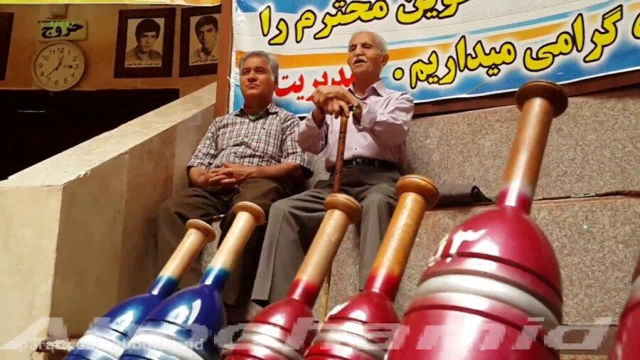 مسنترین مرشد ایران درگذشت