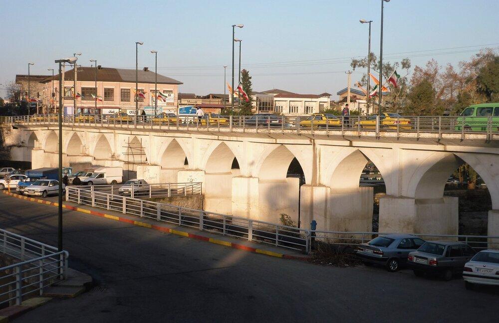 پلهای تاریخی آمل نفس میکشد!