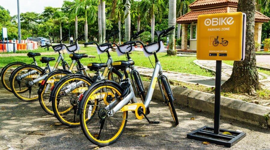 اختصاص پارکینگ دوچرخه برای ترویج تردد سبز در سوئد