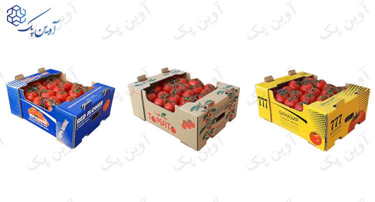 خرید کارتن میوه صادراتی