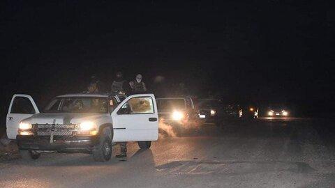 الحشد الشعبی حمله داعش به جنوب صلاح الدین را دفع کرد