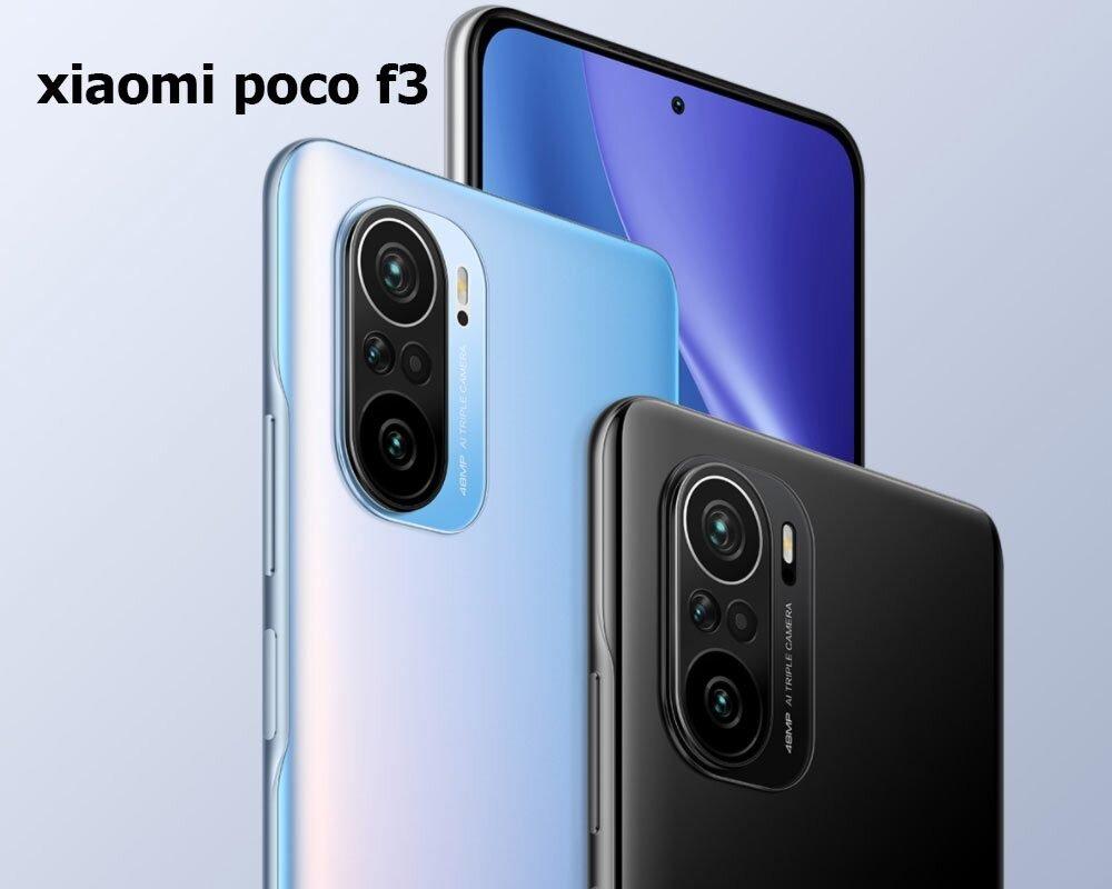 مقایسه گوشی شیائومی POCO F3  و Redmi Note 10+ لیست جزئیات