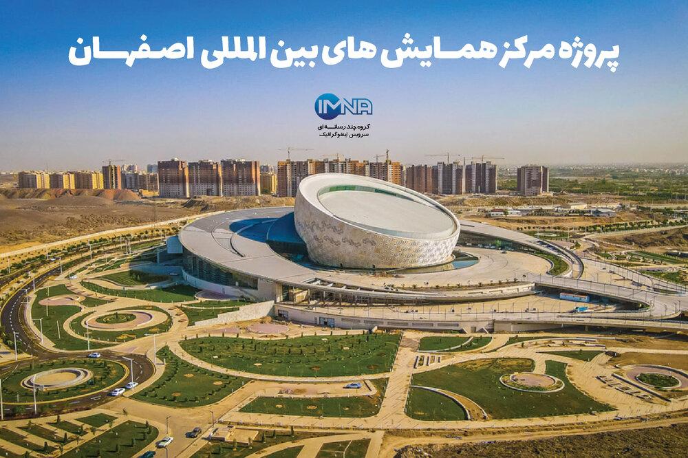 پروژه مرکز همایشهای بینالمللی اصفهان