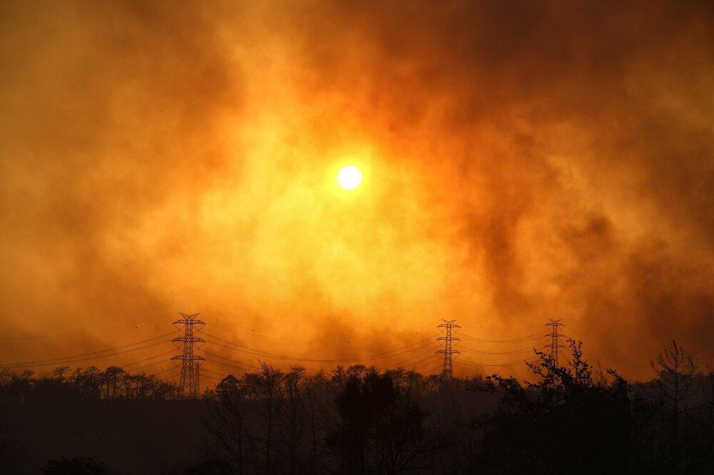 Wildfires in Turkey rage on