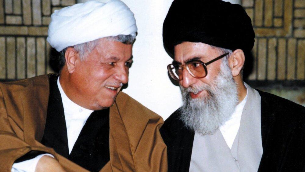گفتوگوی منتشر نشده رهبر انقلاب و آیت الله هاشمی