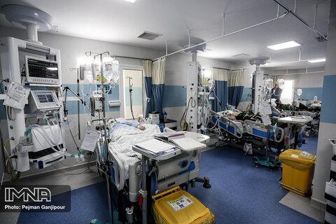 بستری روزانه ۲۰ بیمار کرونایی در آران و بیدگل/ افتتاح بیمارستان ثامنالحجج در موج پنجم