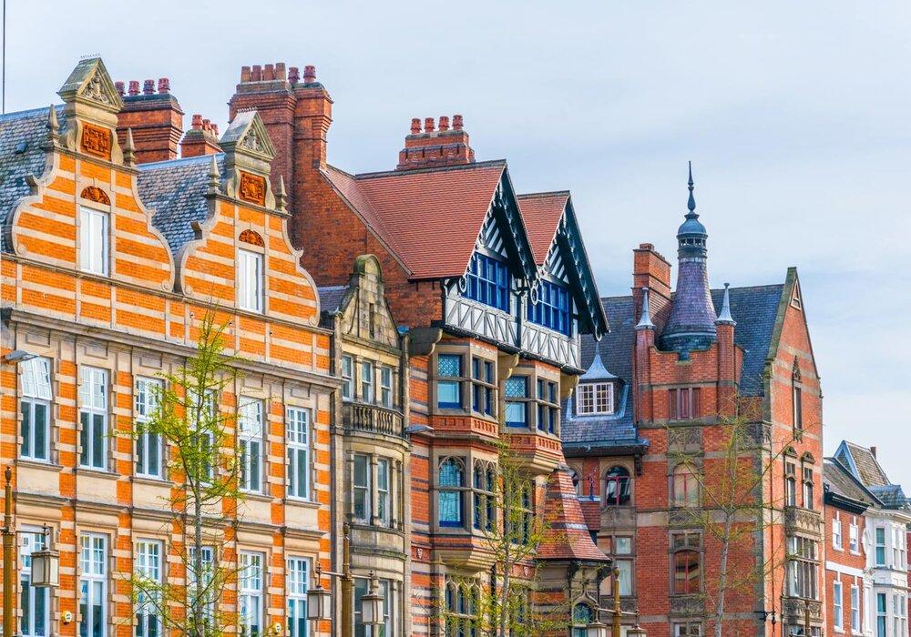 ناتینگهام؛ پیشگام شهر آب و هوا در انگلیس