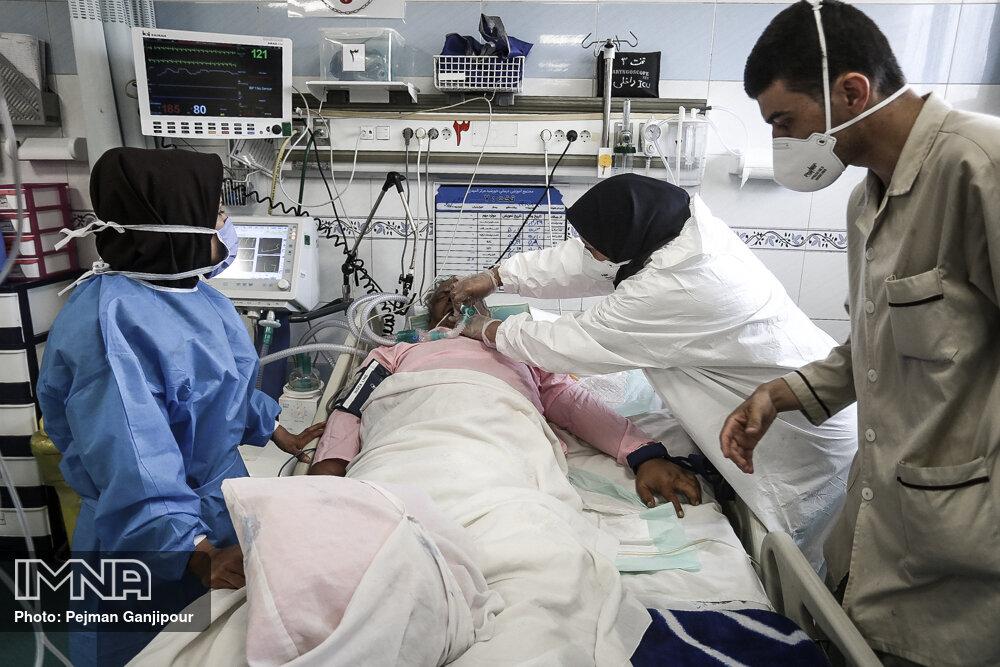 آمار کرونا سمنان ۱۳ مرداد؛ ۴۹ بستری جدید